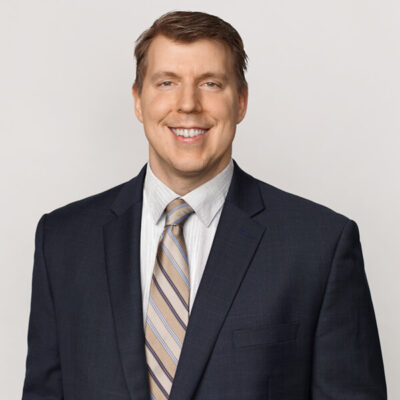 Photo of Jason Vlacich, Chief Accounting Officer